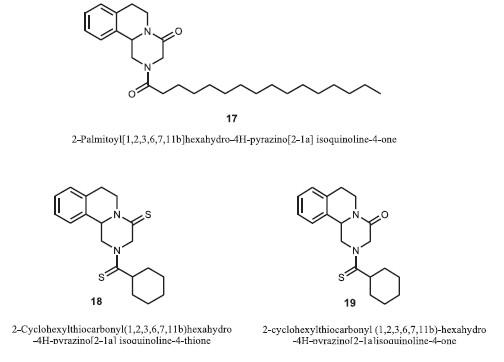 Schistosomiasis ( chemoprophylaxis and treatments) El-Zahar