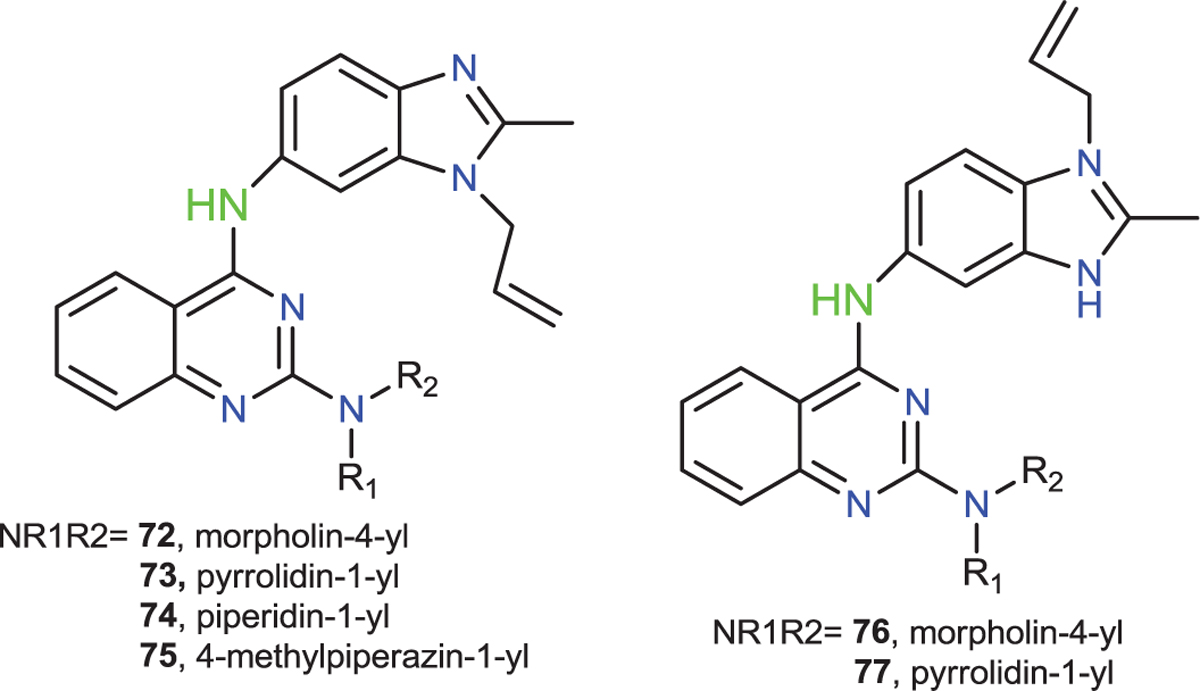 Synthetic Approaches And Potential Bioactivity Of Different Page Titlefigure 74schematic Diagram A Carbon Microphone Figure 31 Structures Hybrids Benzimidazole Quinazoline Analogs